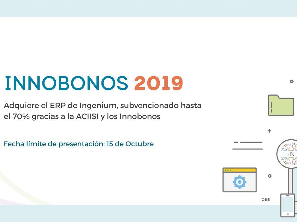 Requerimientos e información sobre los Innobonos 2019.
