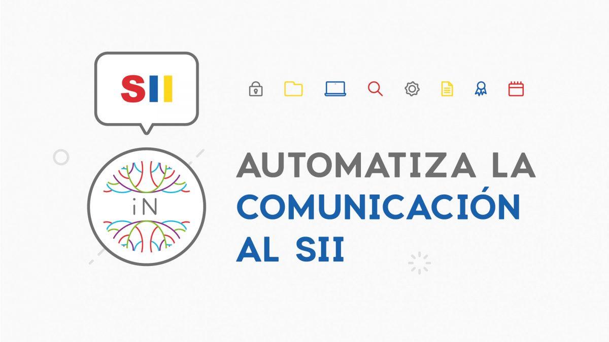 Automatiza la comunicación del SII (Suministro Inmediato de Información del IGIC)